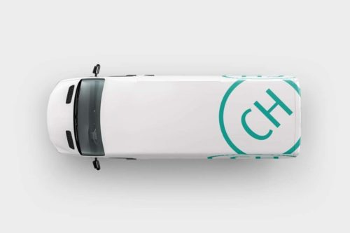 CH Meds Vehicle Livery