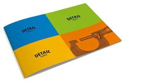 Logo Design Presentation Brochure