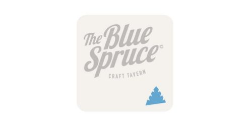Blue Spruce Craft Tavern Logo Design