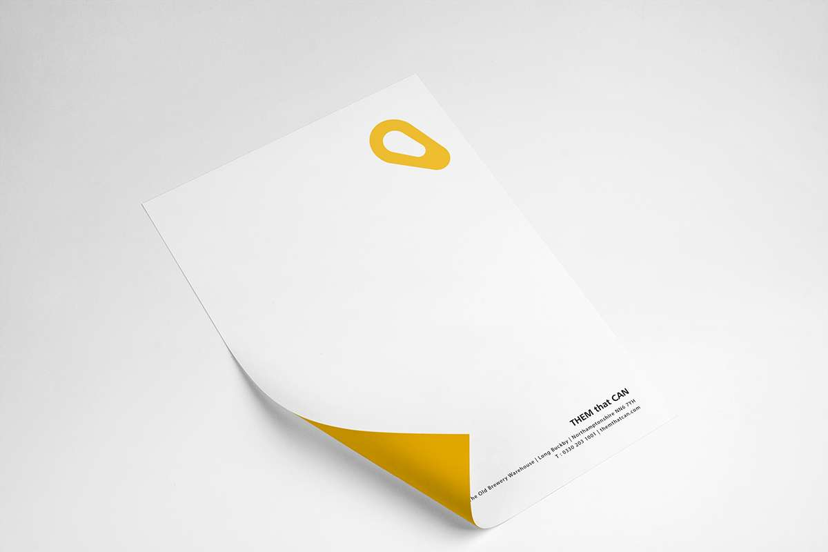 Modern Stationery Graphic Design
