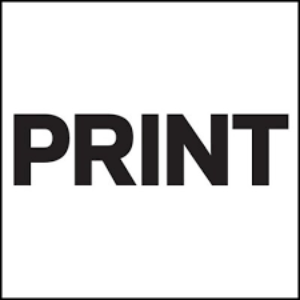 PRINT (founded 1940) has long been an iconic design and visual culture brand serving as the go-to design industry resource.