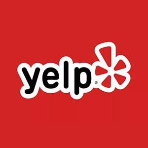 Yelp business directory logo